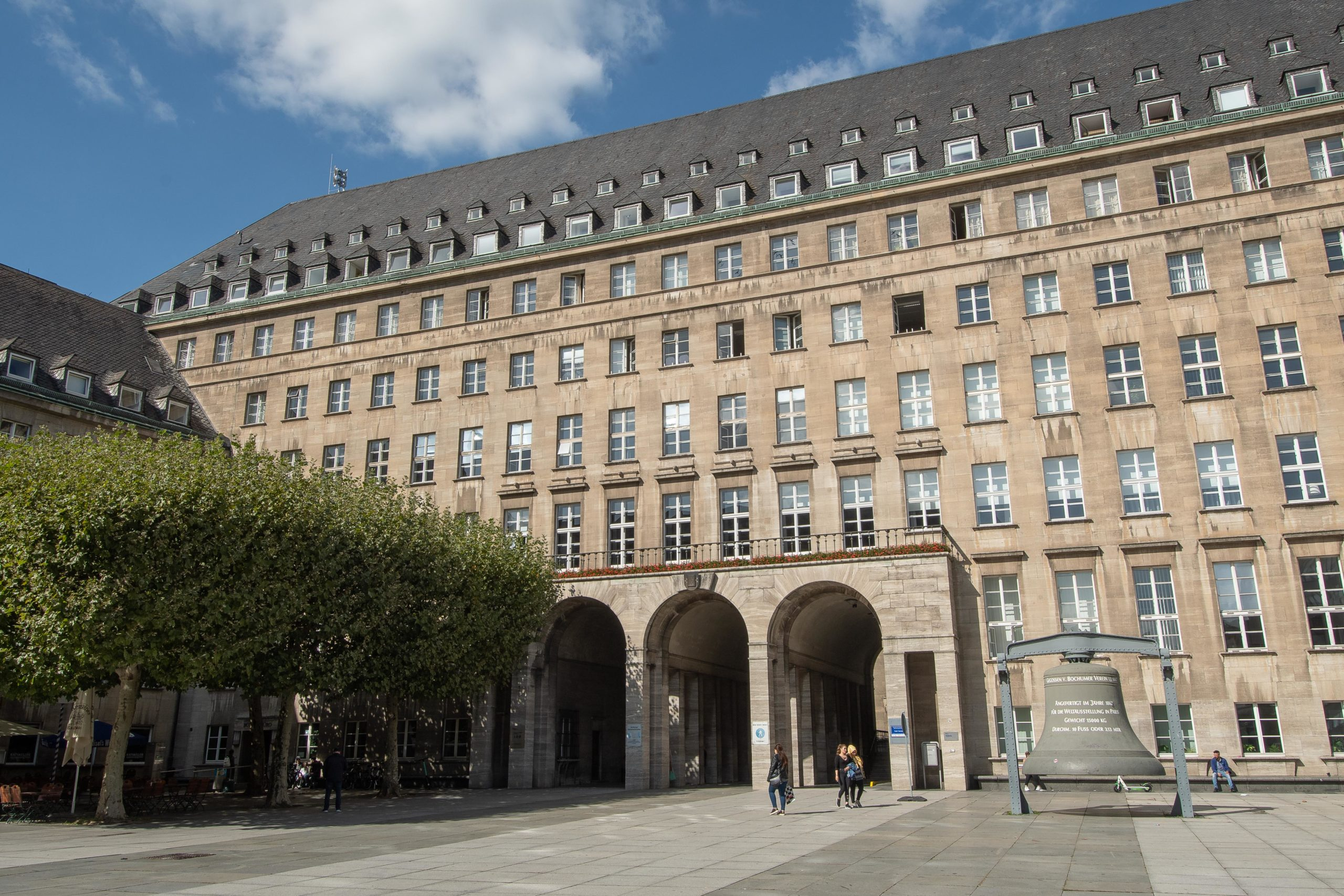 Bild der Stadt Bochum.