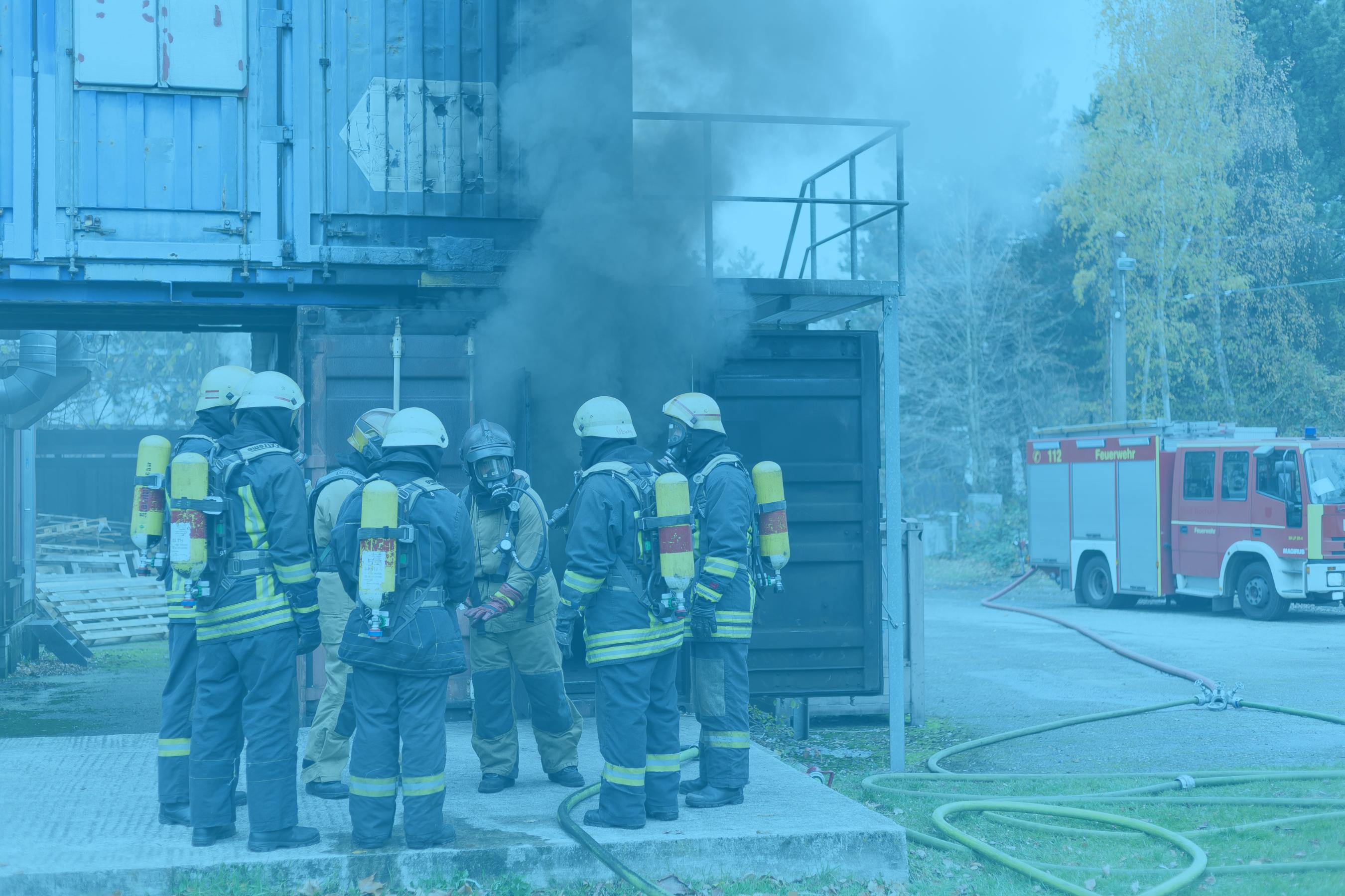 Brandmeisteranwärter  /in- Einstellung zum 01.04.2022